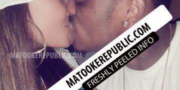 Zari and Diamond in a passionate kiss