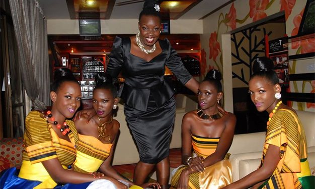Santa Martha Jabo Nominated In Swahili Fashion Awards Matooke Republic