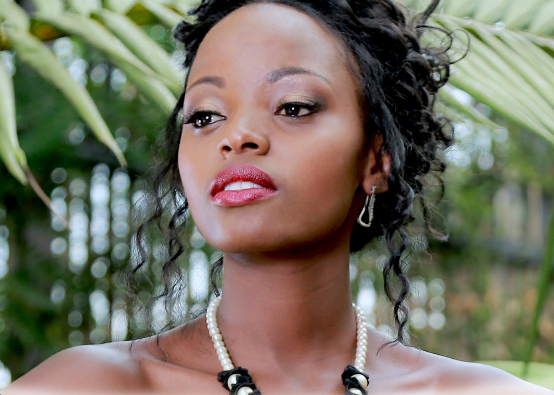 Kundwa Doriane Miss Rwanda 2015 - Amashusho ~ Images