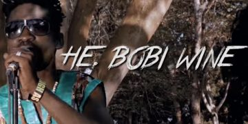 Bobi in the video of the new song.