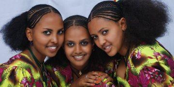 Eritrean beauties.