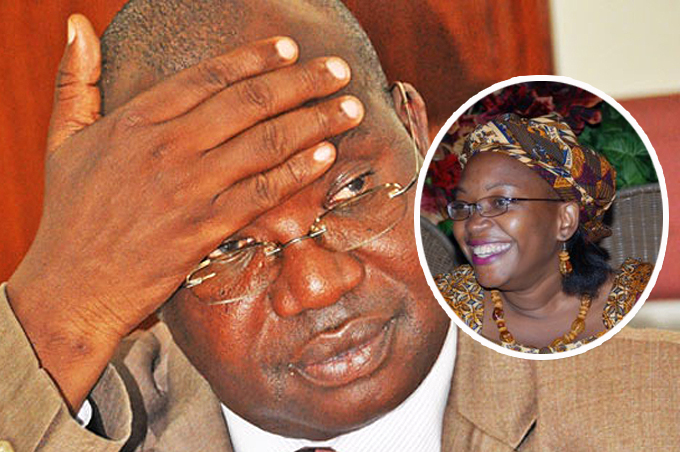 Sickly Dr. Stella Nyanzi Collapses | ChimpReports