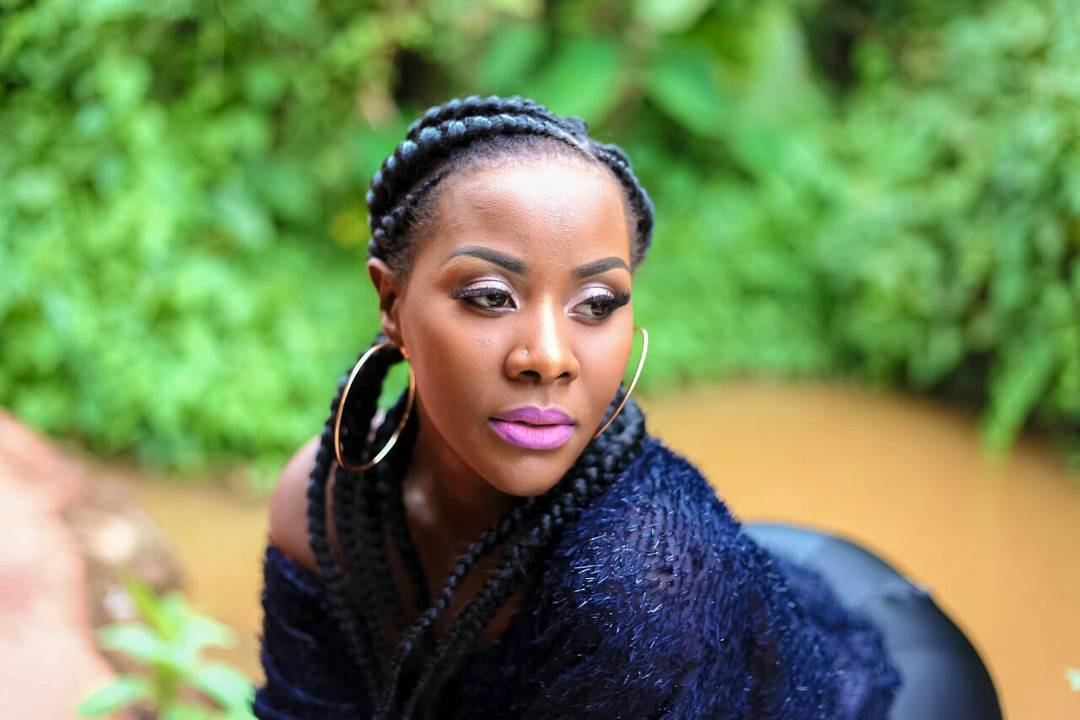 Desire Luzinda unveils NGO termed DLFI after coming back