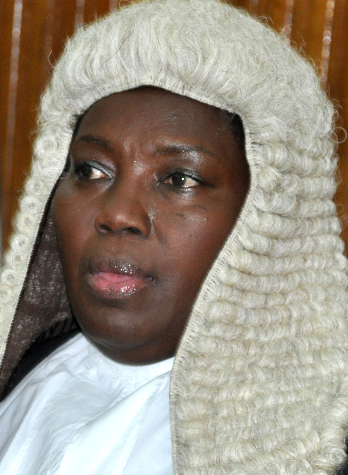 Newly elected speaker of the Parliament of Uganda Rebbeca Kadaga. Photo by Geoffrey Sseruyange