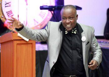 Pastor Joseph Kabuleta.