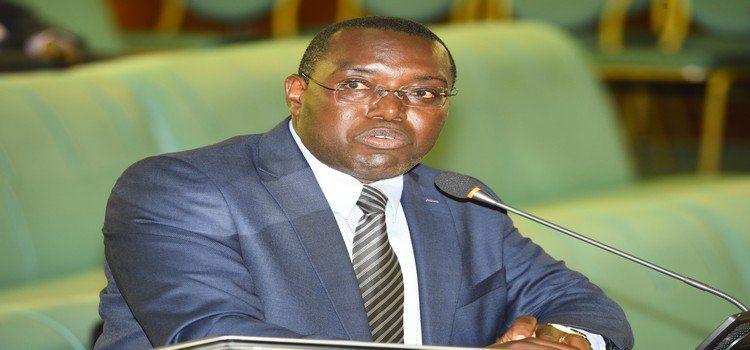 Ndorwa East Member of Parliament Wilfred Niwagaba.
