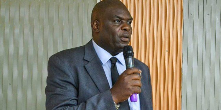 DPP Mike Chibita