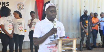 Electoral Commission Chairman Justice Simon Byabakama.