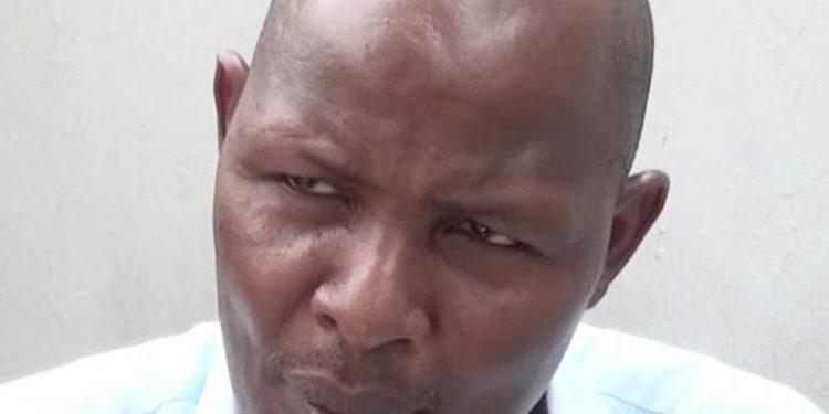 PRESIDENTIAL ASPIRANT: Charles Rwomushana.