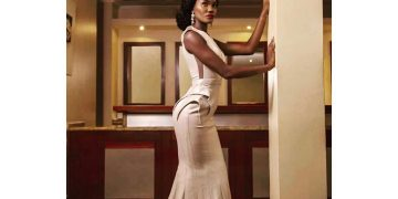 Miss World Uganda Oliver Nakakande