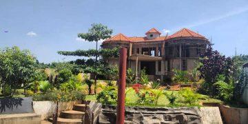 King Saha house