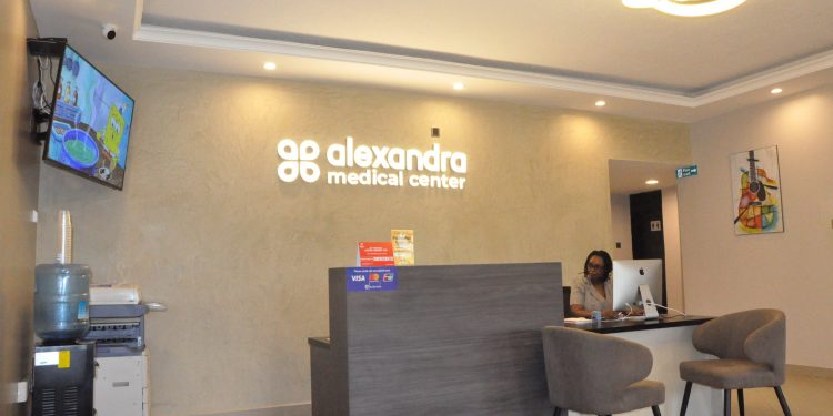 Alexandra Medical Center.