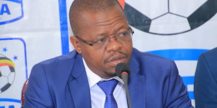 FUFA President Moses Magogo