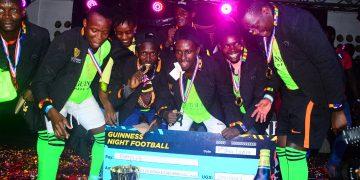 Guinness Night Football