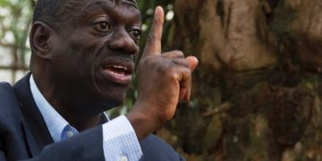 Former FDC President Dr Kizza Besigye.