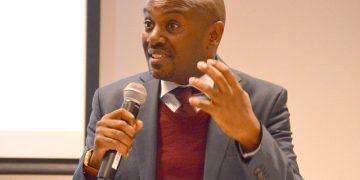 Andrew Mwenda.