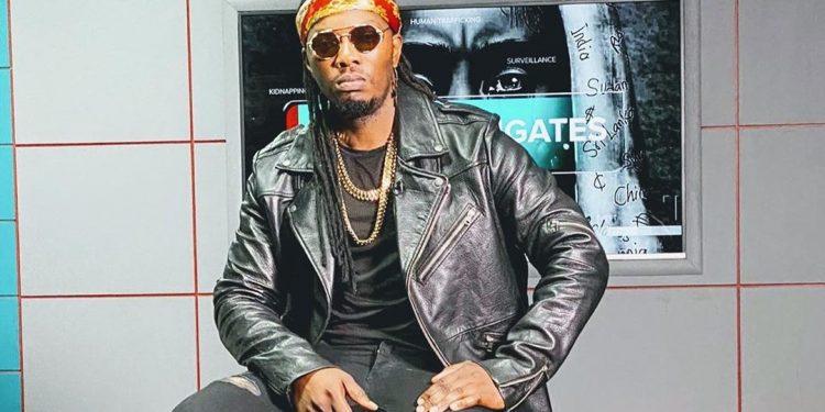 Baboon Forest CEO, Rapper GNL Zamba.