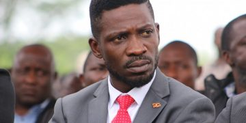 Kyadondo East MP Robert Kyagulanyi aka Bobi Wine. COURTESY PHOTO.