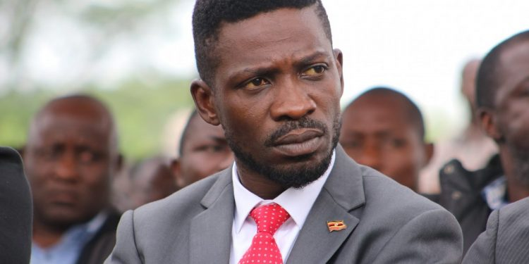 Kyadondo East MP Robert Kyagulanyi aka Bobi Wine. COURTESY PHOTO.