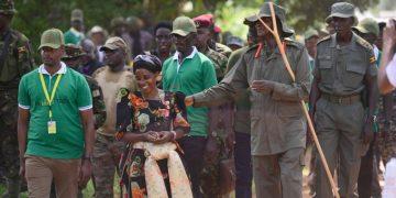 M7 trek Museveni trek