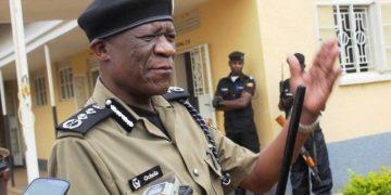 Inspector General of Police Martin Okoth Ochola.