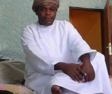 Abdallah Alsinawi.