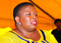 NRM Secretary General Justine Kasule Lumumba. COURTESY PHOTO.