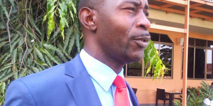 Nakaseke MP Paulson Lutamaguzi.