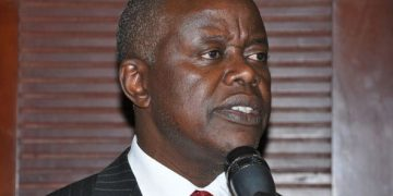MUBS Principal Prof Waswa Balunywa.