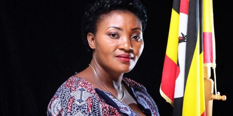 Former Leader of Opposition in Parliament Winnie Kiiza.