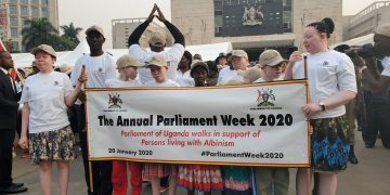 Annual Parliamentary week