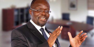 Prof. Venansius Baryamureeba.
