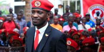 People Power leader Bobi Wine. COURTESY PHOTO.