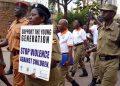 Gender-based violence in Uganda