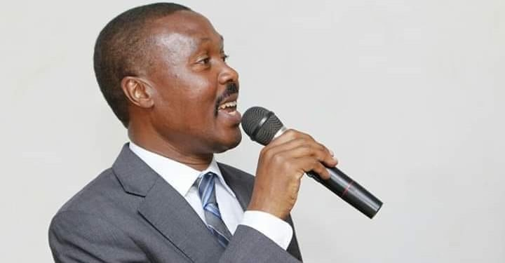Alliance for National Transformation party President Rtd Gen Mugisha Muntu.