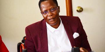 Mukono Municipality Member of Parliament Betty Nambooze.