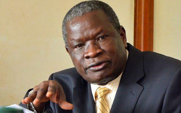 State Minister of Internal Affairs Obiga Kania.