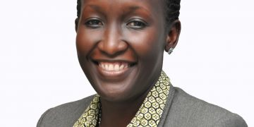 Irene Kaggwa, the new Uganda Communications Commission (UCC) Executive Director. COURTESY PHOTO.