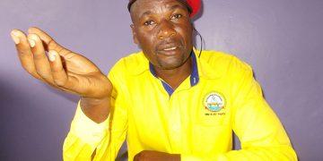 MP Gaffa Mbwatekamwa.