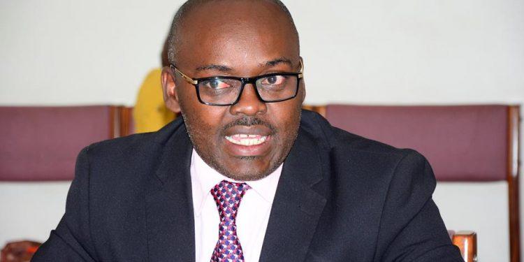 Busiro East County MP Medard Lubega Sseggona.