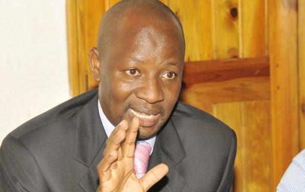 Kira Municipality MP Ibrahim Ssemujju Nganda. COURTESY PHOTO.