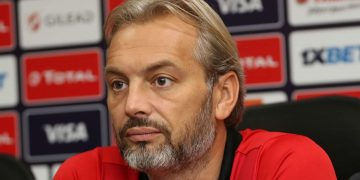 Former Cranes Coach Sebastien Desabre has been sacked from Wydada Casablanca, less than a month after his appointment.