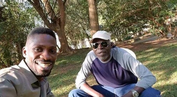 Kasirye Ggwanga and Bobi Wine.