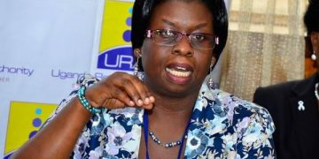 Doris Akol, former Commissioner General, Uganda Revenue Authority.