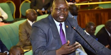 Anthony Akol, Kilak North Constituency Member of Parliament.