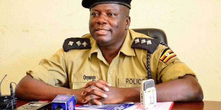 Patrick Onyango, Kampala Metropolitan Police Spokesperson.