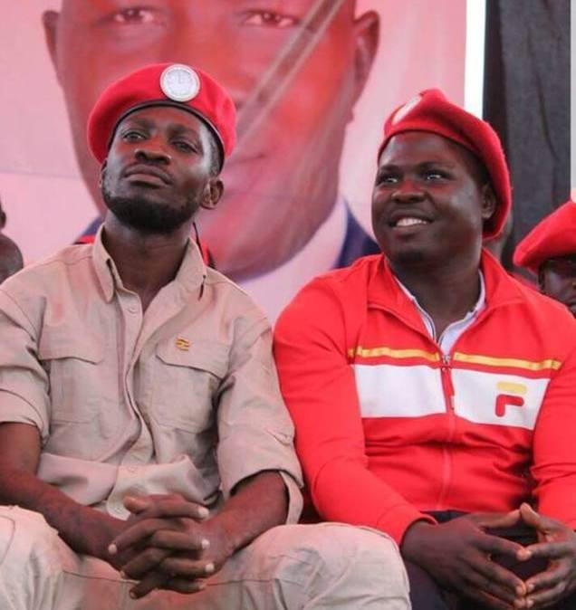 Bobi Wine and Zaake