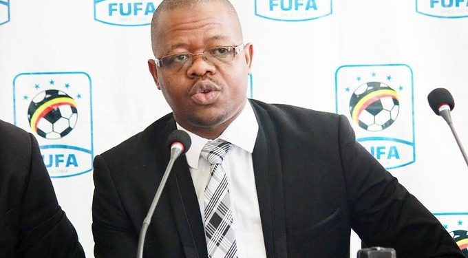 FUFA President Moses Magogo.