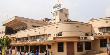 Watoto Church in Kampala.