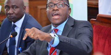 Owek. Charles Peter Mayiga, Katikkiro of Buganda. COURTESY PHOTO.